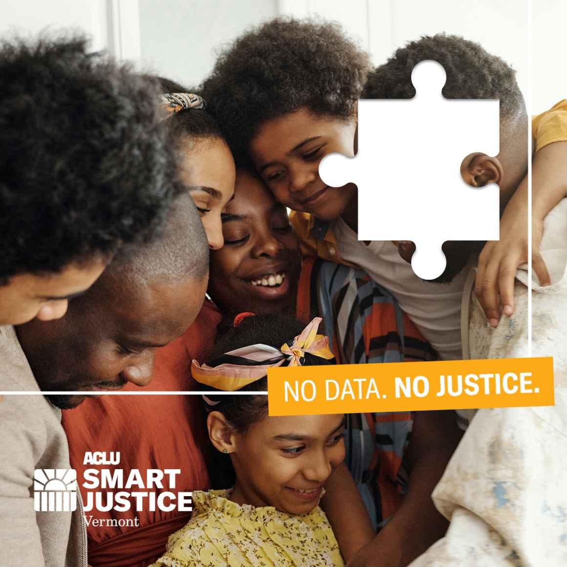 no data no justice