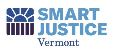 Smart Justice Vermont Campaign Logo